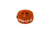 Blade 230 S - Aluminiowy pierścień wału głównego pomarańczowy RKH
