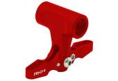 Blade 230 S - Aluminiowa głowica czerwona RKH