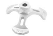 Blade 230 S - Leveler tarczy srebrny RKH