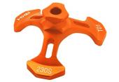 Blade 230 S - Leveler tarczy pomarańczowy RKH