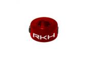 Blade 230 S - Aluminiowy pierścień wału głównego czerwony RKH