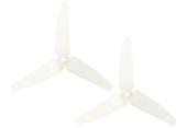 Blade 230 S / 200 SR X - Śmigła ogonowe białe (2) RKH