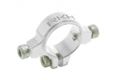 Blade 230 S - Aluminiowe mocowanie podpór ogonowych srebrne RKH