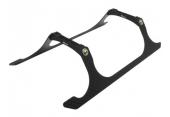 Blade 230 S - Aluminiowo - karbonowe podwozie czarne RKH