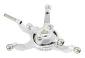 Blade 230 S - Aluminiowa tarcza sterująca srebrna RKH