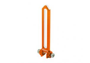 Blade 230 S V2 / 230 S - Aluminiowa prowadnica tarczy pomarańczowa RKH