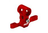 Blade Nano CP X / Nano CP S - Aluminiowa głowica czerwona RKH