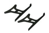 Blade Nano CP X / Nano CP S - Karbonowe płozy podwozia styl 3 RKH