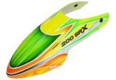 Blade 200 SR X - Kabina z włókna szklanego styl 2 LIONHELI