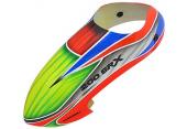 Blade 200 SR X - Kabina z włókna szklanego styl 1 LIONHELI