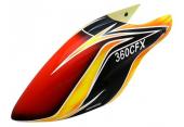 Blade 360 CFX - Kabina z włókna szklanego styl 2 LIONHELI