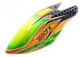 Blade 360 CFX - Kabina z włókna szklanego styl 4 LIONHELI