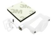 Blade 200 QX - Aluminiowo-delrinowe mocowanie kamery FPV Spektrum VA1100 srebrne RKH