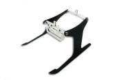 Blade mSR X - Aluminiowo-karbonowe podwozie srebrne RKH