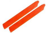 Blade 180 CFX - Łopaty główne Hi-Performance 155 mm pomarańczowe RKH