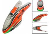 Blade 300 CFX - Kabina z włókna szklanego styl 1 LIONHELI