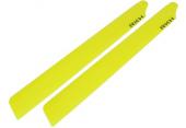 Blade 300 CFX / X - Łopaty główne 246 mm żółte RKH