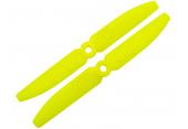 Blade 200 QX / Match 25 - Śmigła 5030 Żółte RKH