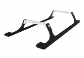 Blade 200 SR X -  Aluminiowo - karbonowe podwozie czarne RKH