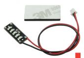 Blade 350 QX /2/3 / 200 QX - Płytka z 5 mikro diodami LED żółtymi RKH