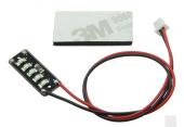 Blade 350 QX /2/3 / 200 QX - Płytka z 5 mikro diodami led białymi RKH