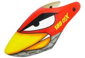 Blade 180 CFX - Kabina z włókna szklanego Angry Birds LIONHELI