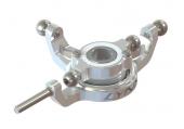 Blade 200 SR X - Aluminiowa tarcza sterująca srebrna LYNX