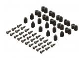 Blade 130 X - Zestaw naprawczy - mocowania serw cykliki LYNX