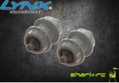 OXY 3 - Aluminiowe prowadnice paska