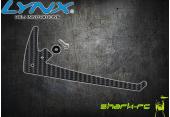 Blade 180 CFX - Karbonowy statecznik pionowy styl 2 LYNX