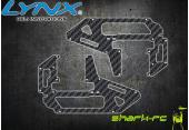 Blade 180 CFX - Szkielet węglowy śmigłowca LYNX