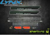 Blade 180 CFX - Zestaw do wydłużenia modelu do 180 mm LYNX