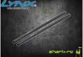 Blade 180 CFX - Belki ogonowe wydłużone + 25 mm LYNX (2)