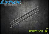 Blade 180 CFX - Aluminiowe belki ogonowe LYNX (2)