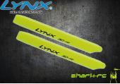 Blade 180 CFX - Łopaty główne 160 mm edycja pro pomarańczowe LYNX