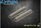 Blade 200 SR X - Karbonowo-stalowy wał poprzeczny (2)