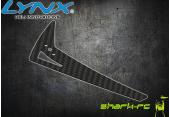 Blade 200 SR X - Karbonowy statecznik pionowy LYNX
