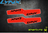 Blade Nano CP X / Nano CP S - Śmigła ogonowe 42 mm żółte LYNX (2)