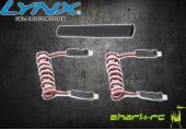 Blade mCP X BL - Kable silnika ogonowego LYNX (2)