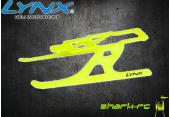 Blade 130 X - Elastyczne podwozie żółte LYNX