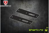 OXY 3 - Karbonowe uchwyty mocowań kabiny