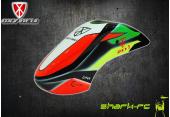 OXY 3 - Kabina z włókna szklanego styl 3