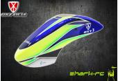 OXY 3 - Kabina z włókna szklanego styl 2