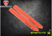 OXY 3 - Plastikowe łopaty główne 250 mm pomarańczowe