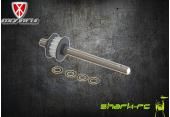 OXY 3 - Wałek ogonowy z zębatką 15T