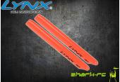 OXY 3 - Plastikowe łopaty główne 275 mm pomarańczowe LYNX