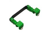 Blade 130 X - Alternatywne mocowanie serwa zielone