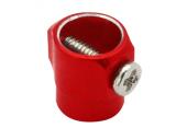 Blade 130 X - Aluminiowy pierścień wału głównego czerwony RKH