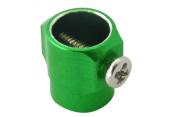 Blade 130 X - Aluminiowy pierścień wału głównego zielony RKH