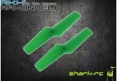 Blade mCP X BL - Śmigło ogonowe 42 mm zielone RKH